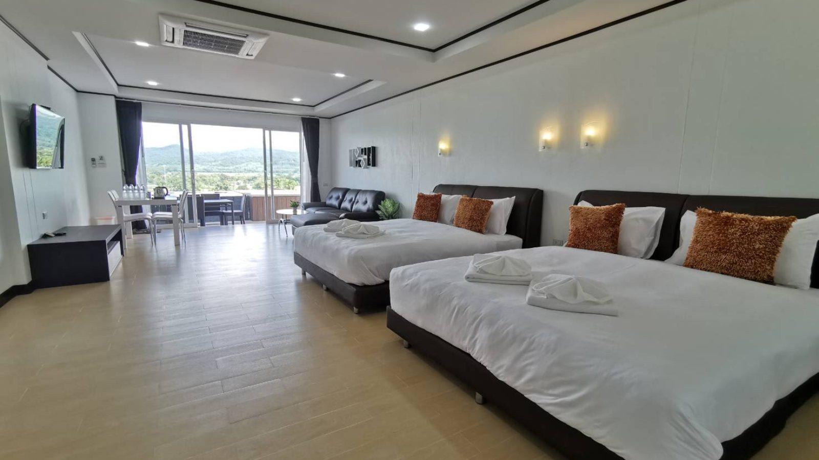 A3 Cviewhotel ซีวิวโฮเทล